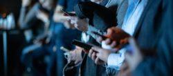 Using social media via mobile